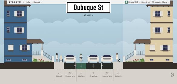 Dubuque St